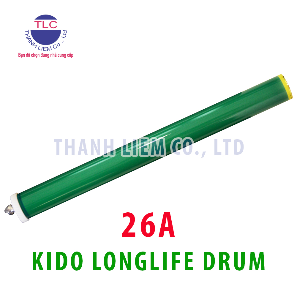 Trống máy in 26A KIDO