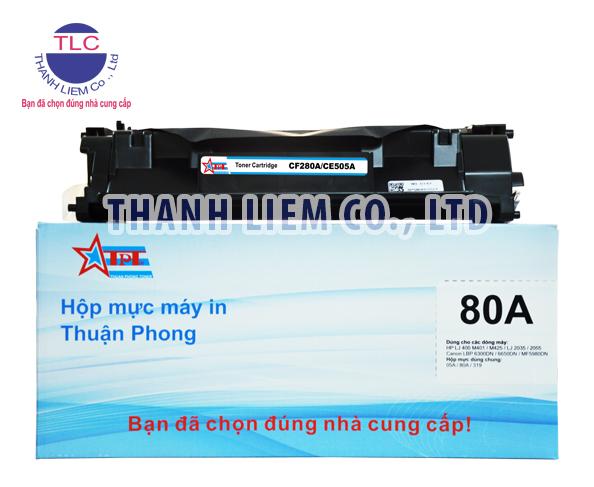 Hộp mực 05A / 80A Thuận Phong