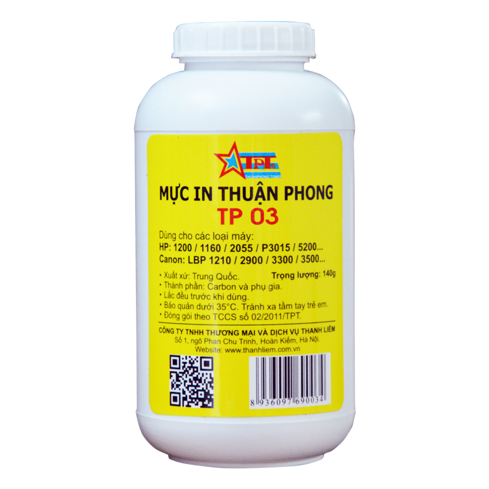 Mực in Thuận Phong TP03 (140g)